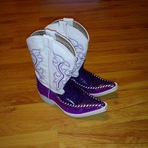 El general cowboy boots